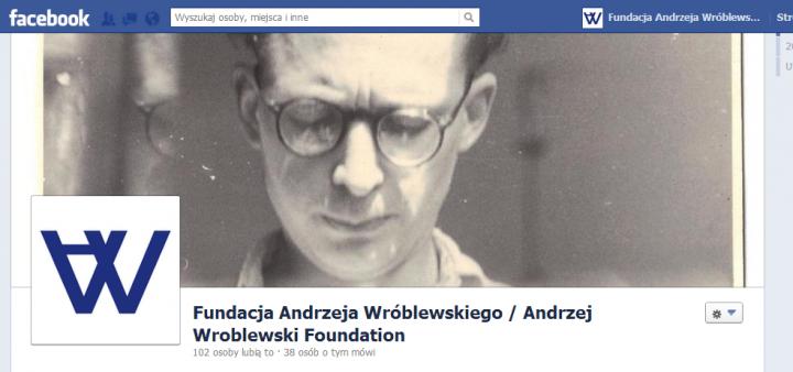 Fundacja Andrzeja Wróblewskiego - Andrzej Wroblewski Foundation FB