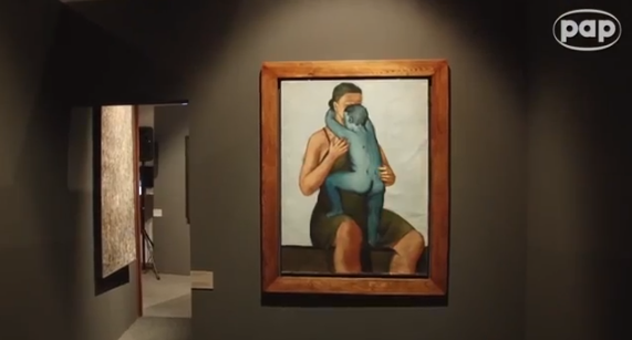 Wystawa -Sztuka polska wobec Holokaustu- w ŻIH