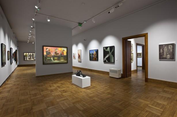 Galeria Sztuki XX i XXI wieku MNW