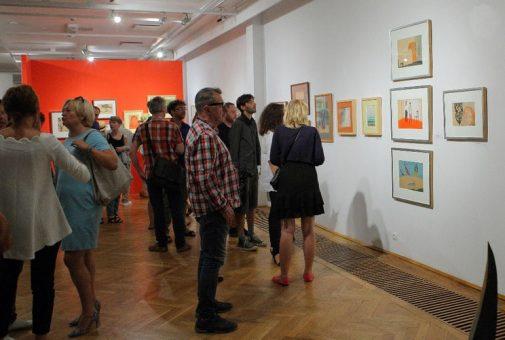 Wernisaż wystawy_BWA Olsztyn
